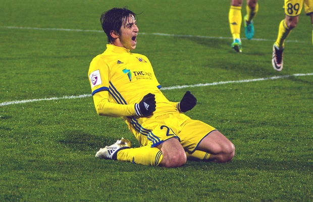 ФИФА отвергла претензии «Рубина» кАзмуну потрансферу в«Ростов»
